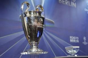Čempionų lyga burtai uefa