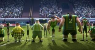 """animacija visai šeimai """"Slaptoji komanda"""""""