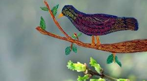 """paroda """"Velykų paukščiui giedant..."""""""