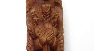 Petro Balsio medžio drožinių paroda