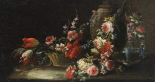 Marijo Nuci dei Fijoris. Gėlės