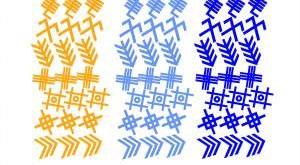 """Respublikinė tekstilės paroda """"TRADICIJA IR DABARTIS. BALTŲ ŽENKLAI TEKSTILĖJE"""""""