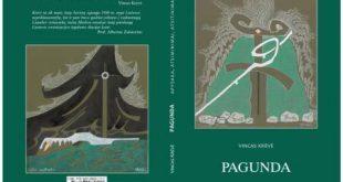 """Vinco Krėvės knyga """"Pagunda"""""""